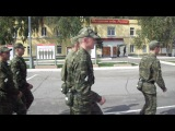 44 п. Внутренних войск 98 дивизии Министерства Внутренних Дел России. 5 элитная стрелковая рота 2 стрелкового батальона.
