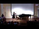 Юбилейный концерт преподавателя Наили Галиевны Чистяковой 20 апреля 2012 года