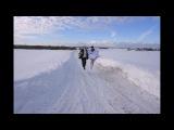 Зимняя свадьба. Фотографы Эдуард и Светлана Сычевы.