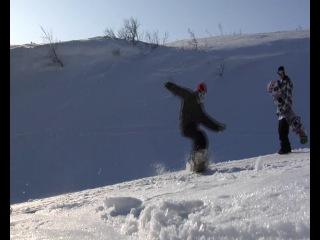 Сноуборд - След души (Россия 2008)