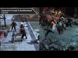 Middle-earth: Shadow of Mordor — Сходство анимацыи с Assassins Creed