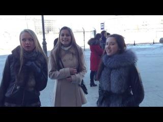 Как поют настоящие русские девушки