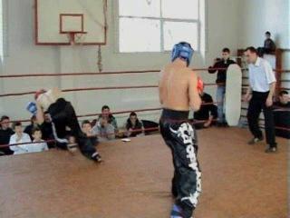 Кікбоксинг WPKA . Кикбоксинг. Вимпел - 2011 м. Соснівка, Львівська обл. фул - контакт.