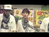 [FANCAM] 130621 D.O  Focus @ KBS Cool FM Yoo Innas Volume Up Radio Show
