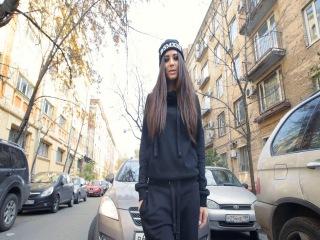 Самая популярная модель рунета Диана Мелисон - приглашение на шоу в Петербурге 26 октября