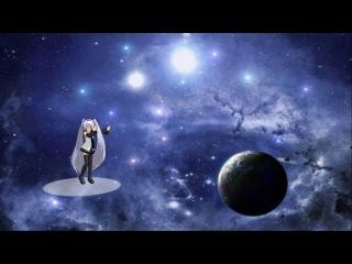 Мику в космосе