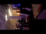 Армянская вечеринка в кафе