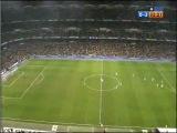 Бернабеу стоя апплодирует Роналдиньо