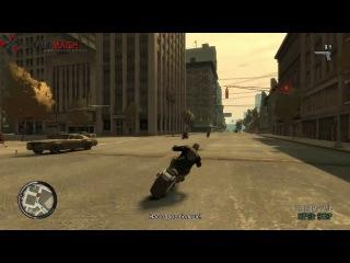 Прохождение GTA IV: The Lost and Damned. Миссия №2 - Ангелы в Америке / Angels In America