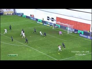 14.12.2013. Ла Лига. 16 тур. Райо Вальекано - Гранада 0:2