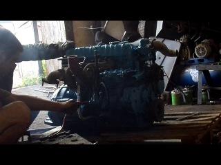 Проверка двигателя BAW-1044