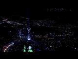 Ночной вертолетный тур над Меккой Азан, призыв