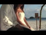 армянская свадьба на Мальдивах (Ким и Арпина)