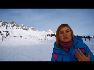 Италия, Моэна-горнолыжный курорт(Альпы)