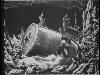 Путешествие на Луну / Le Voyage Dans la Lune (Жорж Мельес, 1902)
