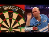 Kim Huybrechts vs Vincent van der Voort (Grand Slam of Darts 2013 Group D)