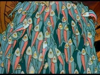 Приключения Винни Пуха (Дисней) - (1 сезон/29 серия) - Рыба на суше