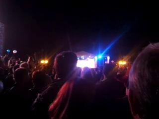 концерт Ю.Савичевой на дне города -Солигорска 2