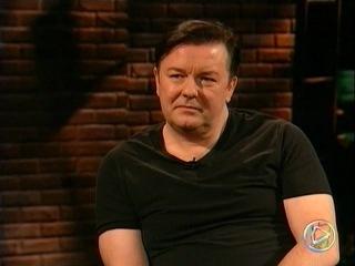 Интервью в актерской студии. Рики Джервез / Inside the Actors Studio. Ricky Gervais