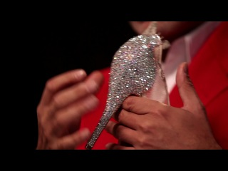 Assepoester Cinderella Christian Louboutin Shoes - The Making Of
