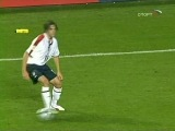 Португалия - Англия 2:2 (6:5) (ЕВРО 2004 - обзор матча).