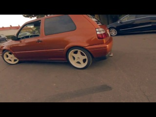 VW Golf 3 GT Mk3 MkIII - PH 66 LOW Orange