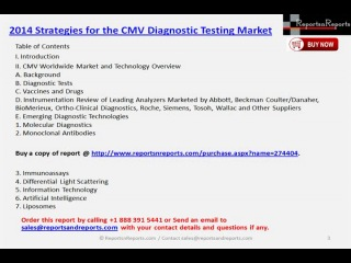 uk diagnostics market 2014 strategies and 2014-2018 world mycoplasma testing market: supplier shares, sales forecasts, innovative technologies, competitive strategies, opportunities for suppliers-- us, europe (france, germany, italy, spain, uk), japan.