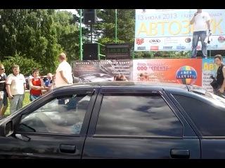Автозвук 2013 г. Краснозаводск