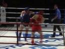 Чемпионат России по тайскому боксу 2013 Артём Вахитов vs Владимир Минеев