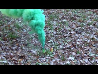 Jorge - Smoke Fountain JFS-1 Green (Grün) - Polenböller