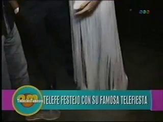 AM-Telefe festejo con su famosa Telefiesta