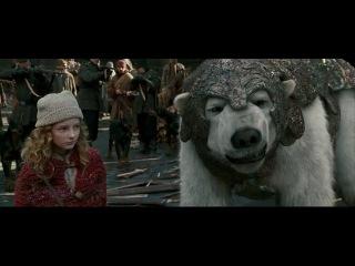 Золотой компас (2007) Николь Кидман, Ева Грин, Дакота Блю Ричардс : приключения,семейный,фентези ***** (4.52)