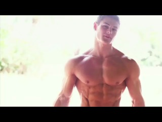 Fitness model Jeff Seid
