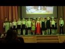 Наше выступление на общешкольном концерте ко Дню Учителя 04.10.2013г.
