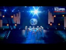 БИТВА ХОРІВБИТВА ХОРОВ : Хор г.Донецка(Злата Огневич)  - Ноченька(Тина Кароль cover) 24.11.2013