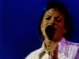 Michael Jackson and The Jacksons - Victory Tour live in Toronto 1984 - Human Nature