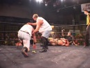 (WWE.my1.ru) CZW Cage Of Death VII 2005 - Joker & Tough Crazy Bastards vs. The H8 Club & Zandig (Cage Of Death)