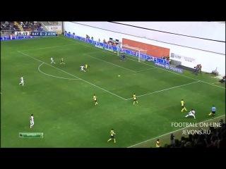 26.01.2014. Ла Лига. 21 тур. Райо Вальекано - Атлетико Мадрид 2:4