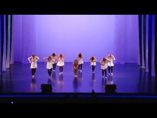 Пролог (концертная программа Танец - это..., хореограф Елена Левина) 2013г