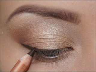 Как быстро сделать натуральный макияж