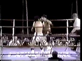 1987-07-04 Juan Martin Coggi vs Patrizio Oliva (WBA World light welterweight title)