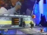 WWE RAW: Scott Steiner Vs. Triple H - Arm Wrestling (23 Декабря 2002)