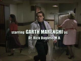 Обитель тьмы Гарта Маренги / Garth Marenghi's Darkplace (сериал; 2004) - начальные титры