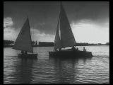 К/ф Первая перчатка (1946) - НА ЛОДКЕ (сл.В.Лебедева-Кумача, муз.В.Соловьева-Седого)