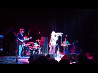Trombone shorty live!!!этот чувак нереально жжет)))