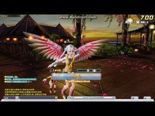 QQ Dance (Azusa) Просторы игры - Часть 1 :33