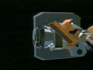 Deep Impact – исследователь кометы Tempel 1.
