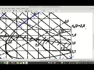 Оцифровка графиков в Linux