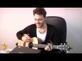 Итальянец Son Pascal поёт на казахском- Жаным сол