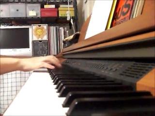 Игра на пианино (из аниме Дьявольские возлюбленные )